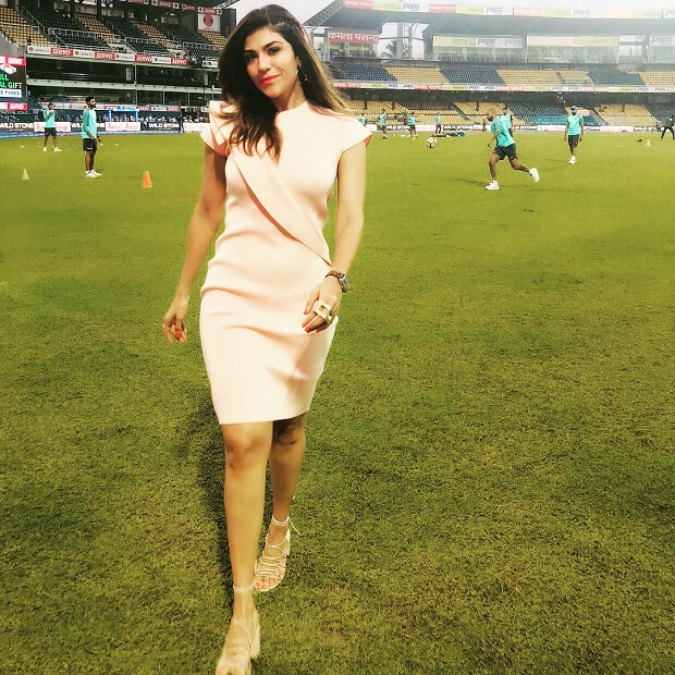 37 Pictures Of IPL Anchor Archana Vijaya Proving She Is