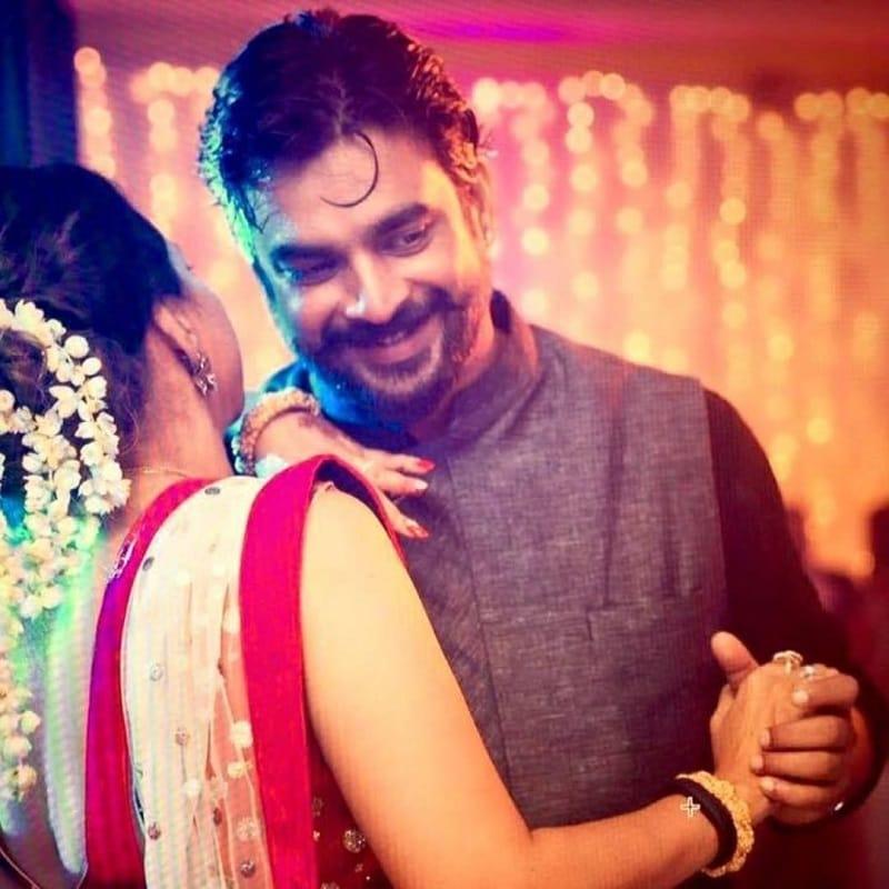 R Madhavan And Sarita Birje, Real-Life, Ranganathan Madhavan, Love Story,