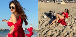 Mouni Roy, bikini clad , beach pics, hottest actresses, movies,