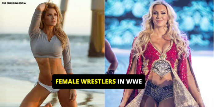 Female Wrestlers in wwe, wwe, sports, wrestlering,
