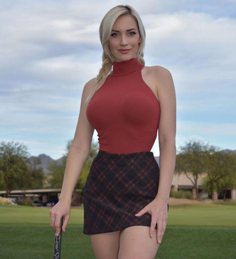 World's Most Beautiful Golfer ,  Paige Spiranac, social media personality, American professional golfer ,