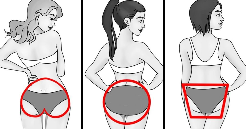 How To Make Square Buttocks More Round