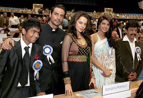 Miss World receive National Award