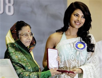 Miss World to win a National Award