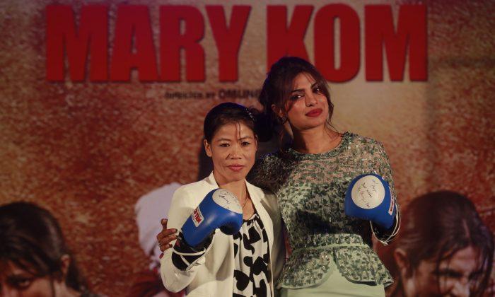 Priyanka Chopra Mary Kom