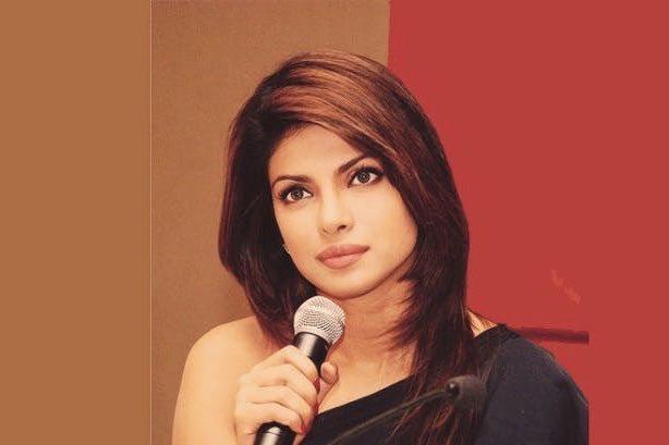 Priyanka Chopra received the Trailblazer award in 2011