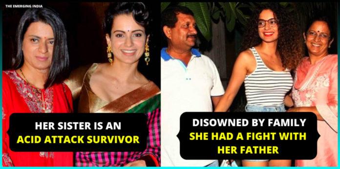 Interesting facts, Kangana Ranaut, Bollywood Queen, fame, khan