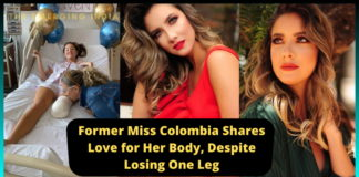 Miss Colombia, Inspires Us, Body, Daniella Alvarez, crowned Miss Colombia 2011, heartbreaking news, cut off,