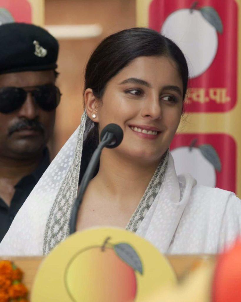 Isha Talwar, Madhuri Yadav, mirzapur 2,