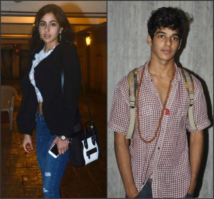 Sara Ali Khan, Kartik Aryan, Love, affair,