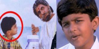 Sooryavansham, child artist, Sony max, amitabh bachchan