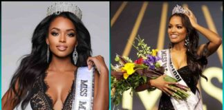 Miss USA 2020, Asya Branch, Miss USA, Mississippi