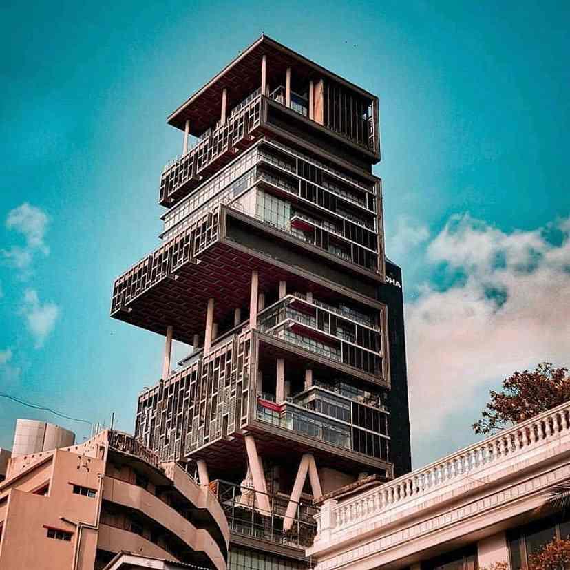 ambani house, ambani residence, antilia house, antilia house price,